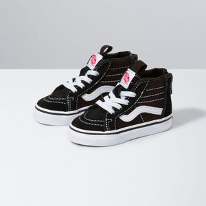 Zapatillas-Td-Sk8-Hi-Zip-Toddler--1-4-años--Black-White
