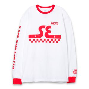 Polera-Vans-X-Se-Bikes--Se-Bikes--White-High-Risk-Red