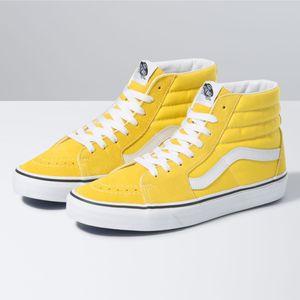 Zapatillas-Ua-Sk8-Hi-Cyber-Yellow-True-White