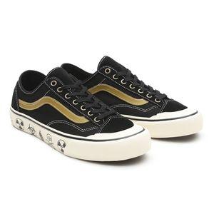 Zapatillas-Ua-Style-36-Decon-Sf--Dark-Aloha--Black-Antique-White