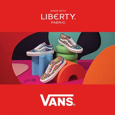 LIBERTY FABRICS | Vans Chile