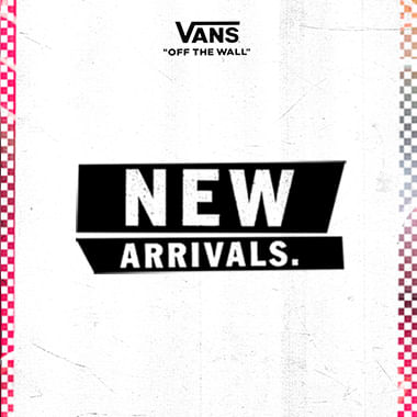 New arrivals | Vans Chile