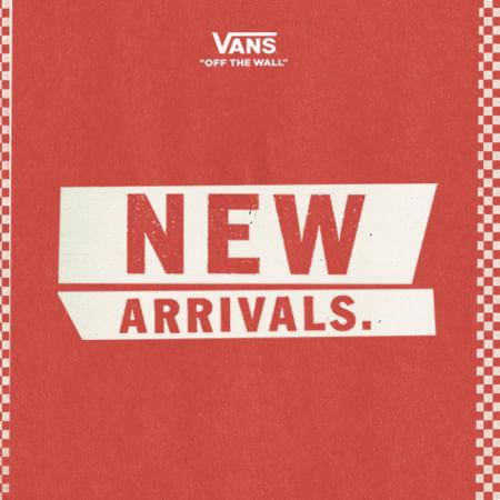 New Arrivals   Vans Chile