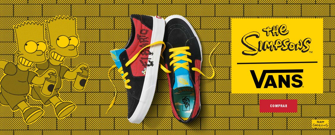 THE SIMPSONS | Vans Chile