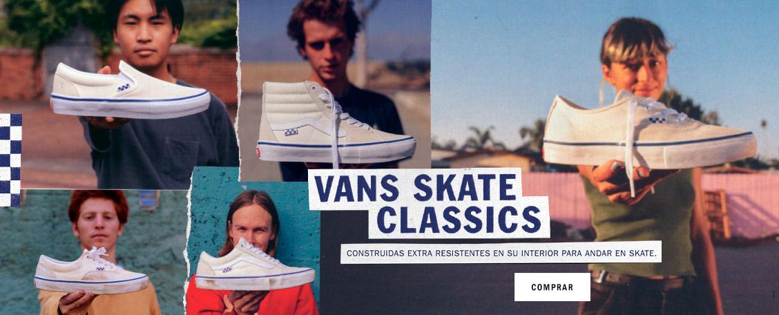 Skate Classics   | Vans