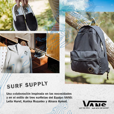 Surf Supply | Vans Chile